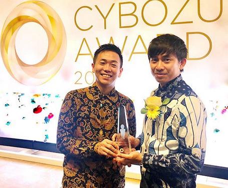 AQI-memenangkan-Penghargaan-Global-di-Penghargaan-Cybozu-2019